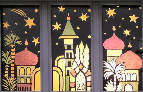 Adventsfenster 2012 | Eltern Wohlenschwil